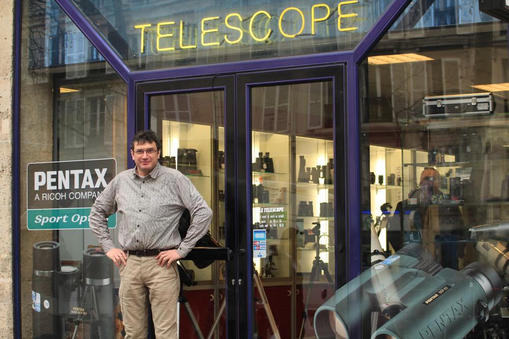 Le Téléscope qui sommes-nous